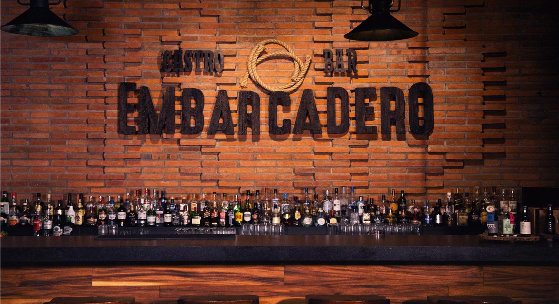 Bar<br/><strong>Embarcadero</strong>